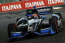 IndyCar - Ich bin hier, um zu gewinnen: Barrichello k�ndigt Trennung von KV Racing an
