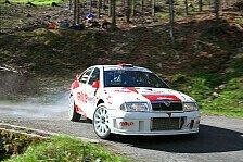 Mehr Rallyes - Kahle/Doerr peilen Podestplatz an : Abschiedstournee des Skoda Octavia WRC