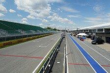 Formel 1 - Trockener Grand Prix wahrscheinlich: Wetterprognose: Regen nicht ausgeschlossen