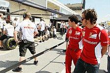 Formel 1 - Hinter verschlossenen T�ren geht einiges vor: Alonso/McLaren-Ger�cht: Die Wahrheit