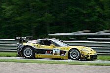 ADAC GT Masters - Platz f�nf im zweiten Rennen: Sachsenring: Starkes Wochenende von Toni Seiler
