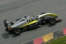 Formel 3 Cup - Dreher von Mitchell Gilbert sorgt f�r Chaos: Rene Binder holt ersten Formel-3-Sieg