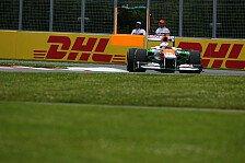 Formel 1 - Mallya verlangt Steigerung vom Team