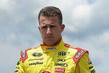 NASCAR - Last-Minute-Einsatz f�r Hornish: Allmendinger: Vorl�ufige Dopingsperre