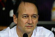 Formel 1 - Neale: Noch 400 Punkte zu vergeben