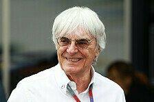 Formel 1 - Luca war gerade einmal 40: Ecclestone: Kein Gedanke ans Aufh�ren