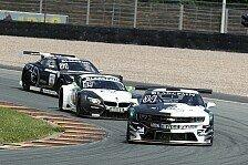 ADAC GT Masters - Chevrolet Camaro begeistert Fans und Fahrer: Bracke reist optimistisch an den N�rburgring