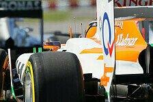Formel 1 - Hülkenberg peilt die Top-10 an