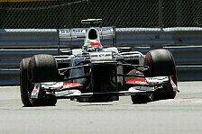 Formel 1 - Perez: Können mehr, als wir gezeigt haben