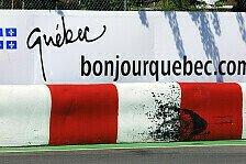 Formel 1 - Mehr kann man nicht verlangen: Mark Gallagher wirbt f�r den Kanada GP