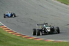 Formel 3 Cup - Sato und Auer auf den Pl�tzen: Souver�ner Eriksson