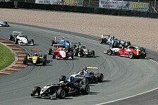 Formel 3 Cup - Zwei Siege & ein zweiter Platz: Sato holt weiteren Sieg am Sachsenring