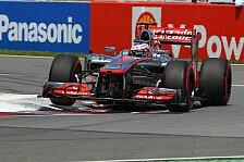 Formel 1 - Button setzt nun auf Hamiltons Setup