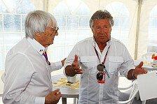 Formel 1 - Die F1 bekommt in den USA endlich eine Heimat: Andretti w�nscht sich Schumacher-Sieg