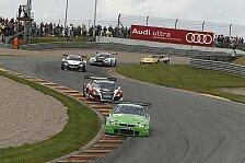 ADAC GT Masters - Volksfeststimmung in der Eifel: Alpina beim Motorsport-Volksfest in der Eifel