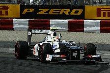 Formel 1 - Sauber: Schumacher-Pech unglaublich
