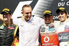 Formel 1 - M�gliche Partnerschaften kein Vertrags-Motiv: Whitmarsh: Perez ist kein Paydriver mehr