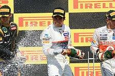 Formel 1 - Sauber: Fahrer und Auto waren hervorragend