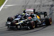 Formel 1 - Kovalainen glaubt noch an Mittelfeld-Anschluss
