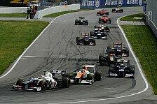 Formel 1 - Sauber will an Kanada-Erfolg anknüpfen