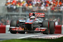 Formel 1 - Button will in Valencia zurückschlagen