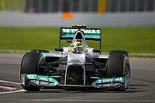 Formel 1 - Rosberg glaubt an Valencia-Sieg