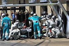 Formel 1 - Größeres Technik-Team für Schumacher