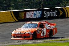 NASCAR - Brad Keselowski schneller als Jimmie Johnson: Joey Logano holt Pole beim Saisonfinale