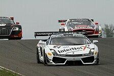 Blancpain GT Serien - Erfolg auf dem N�rburgring: Podium f�r Reiter Engineering