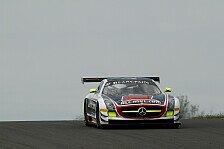 Blancpain GT Serien - J�ger/Pastorelli holen volle Punktzahl: Mercedes-Doppelsieg im Hauptrennen