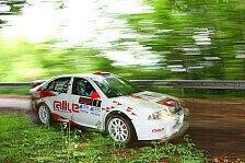 Mehr Rallyes - Erfolgserlebnis bei schwierigen Bedingungen: Platz zwei f�r Kahle/Doerr bei Rallye Krkono�e