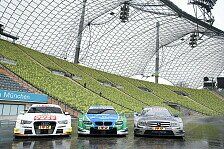 DTM - Tracktest M�nchen: Video - DTM im Olympiastadion