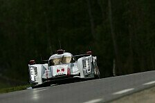 24 h Le Mans - Vorläufige Pole für Audi in Le Mans