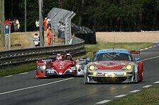 24 h Le Mans - Zwei Porsche an der GTE-Spitze