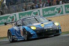 WEC - Guter Europa-Abschluss gew�nscht: Porsche peilt Erfolg in Silverstone an