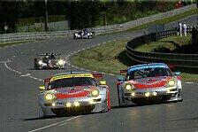 24 h Le Mans - Porsche mit Bestzeit in der GTE-Am