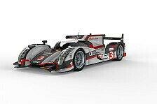 24 h von Le Mans - Der Audi R18 ultra im Detail