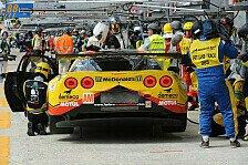 WEC - Treffen mit Werksabordnung von Corvette: Larbre: Langstrecken-WM oder ELMS?