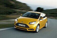 Auto - Global verf�gbar: Der neue Ford Focus ST