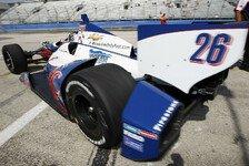 IndyCar - Texas als Vorbild: Heckfl�gelprofil f�r Iowa angepasst