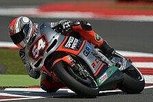MotoGP - Speed Master sieht sich gut ger�stet: Startplatz 16 f�r Mattia Pasini