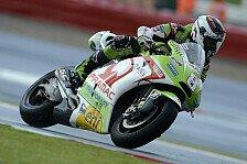 MotoGP - Samstag soll produktiver werden: Barbera wollte nur vorsichtig sein