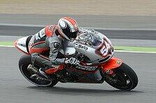 MotoGP - Wenn der Sitz unterm Hintern wegrutscht: Ein Rennsontag zum vergessen f�r Pasini