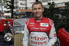 Mehr Sportwagen - Tom Kristensen