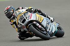 Moto2 - Nach vorne schauen: L�thi rettet Platz acht