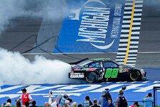 NASCAR - Umjubelter Sieg nach einer langen Durststrecke: Dale Earnhardt Junior siegt in Michigan