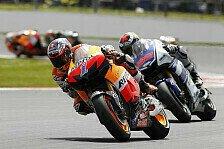 MotoGP - Nur ein Rennen kann Gleichstand bringen: Stoner macht sich Sorgen um seine Pace