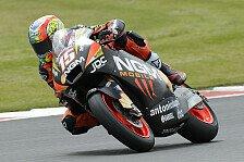 Moto2 - Von Suter zu FTR: De Angelis und Takahashi wechseln Chassis