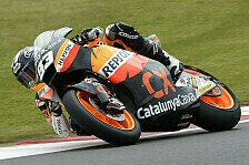 Moto2 - Fast in eigener Liga: Marquez schnappt Espargaro Assen-Pole weg