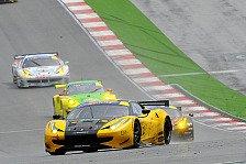 Mehr Sportwagen - GT Open: Peter freut sich auf Eau Rouge